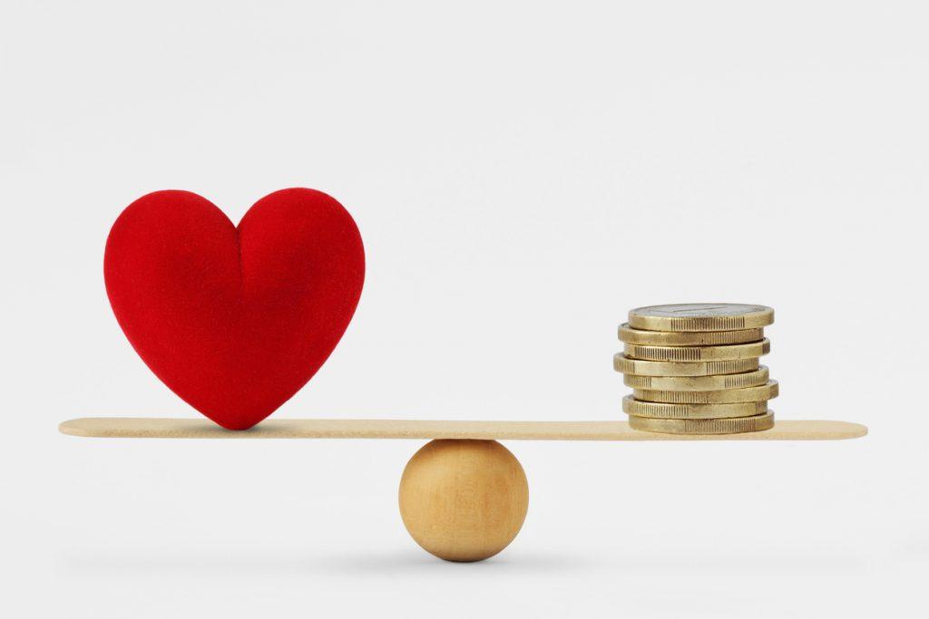 Trouver l'équilibre entre bien-être et investissement