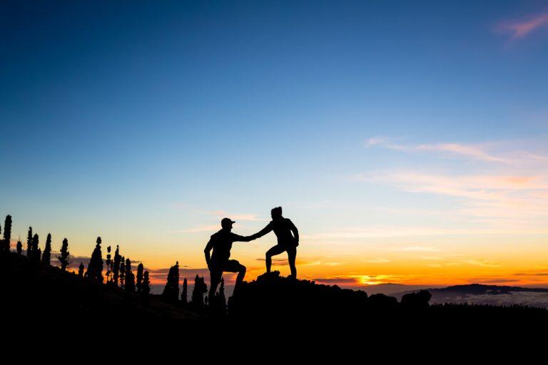 Un parcours à deux pour gravir de nouveaux sommets